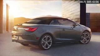 New 2017 Buick Cascada Classic Buick GMC Arlington TX Fort Worth TX