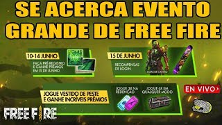 🔴 Se Aproxima Nueva Gran Actualización!!! - FREE FIRE - Pocos días para el evento del Apocalipsis!!