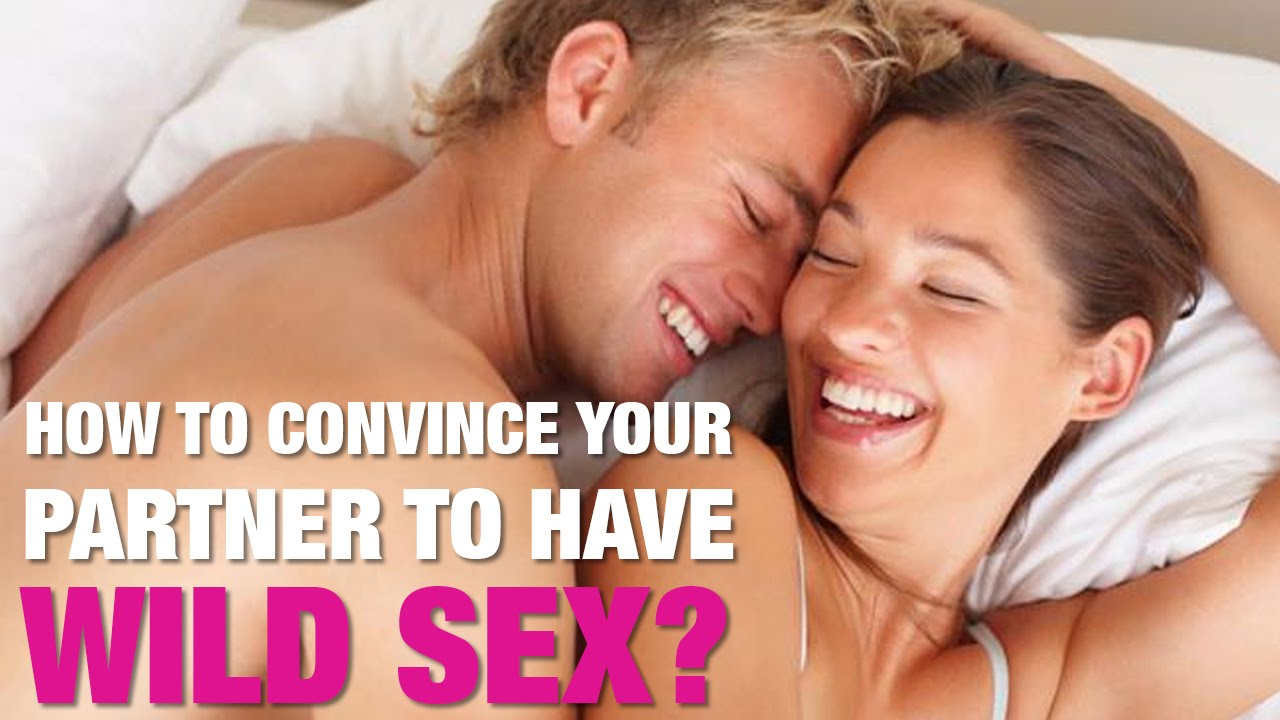 How to have a sex partner