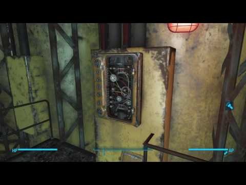 FALLOUT 4: FAR HARBOR DLC SECRET LOOT LOCATION! (Eliza Map Home)