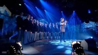 We'll Meet Again - Hayley Westenra & Fron Male Voice Choir (Alan Titchmarsh Show)