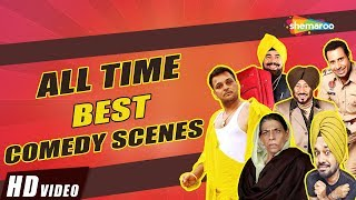 Best Of Punjabi Comedy | All Time Best Comedy Clips | Funny Punjabi Comedy Scenes 2018