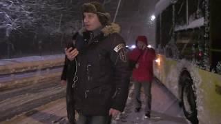 Кличко вночі перевіряє, як прибирають Київ від снігу