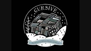 Watch Cursive And The Bit Just Chokes Them video