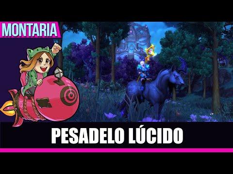 """Guia: Lucid Nightmare, a Montaria """"Secreta"""" do Patch 7.3!!"""