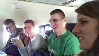 in airplane flying to minneapolis Thumbnail