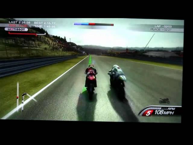Moto GP 10/11 Career mode - MarsVG.com