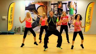 SIGUE MOVIENDO - ZUMBA® FITNESS VIDEO CONTEST 2015