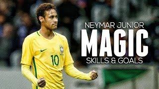 Neymar Jr  Shape of you x Cheap Thrills  Crazy Skills  Goals of 2018  HD