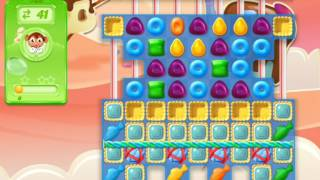 Candy Crush Jelly Saga - Level 708, No Booster!