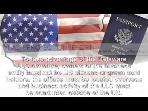 Top 3 offshore company locations - Delaware