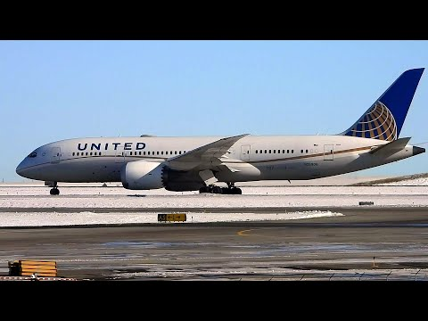 45+ Minutes Of Ground Activity - Denver Int'l Airport - December 2019