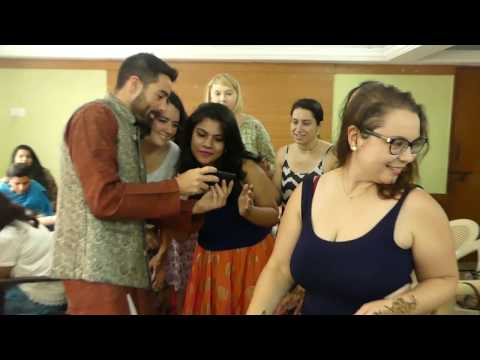 Indian Wedding Awesome Mehendi Ceremony Traditional Ancient Indian Body Art Form