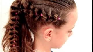 10 Hairstyles For School Children