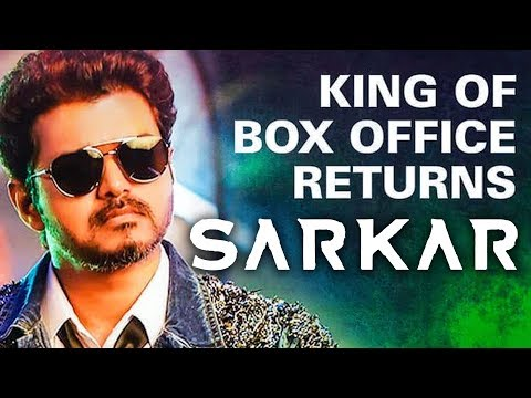 RECORD-BREAKING: Sarkar 1st Day Box-Office Collection | Thalapathy Vijay