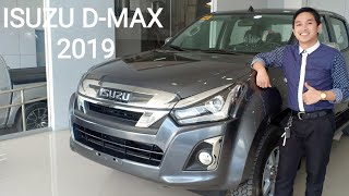 ISUZU D-MAX 2019 | Exterior and Interior Full Review 2019