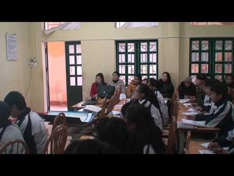 Bài giảng Sinh hoạt chuyên môn Tiếng Anh