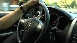 test drive Suzuki Grand Vitara