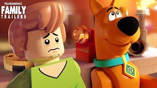 LEGO Scooby-Doo!: Blowout Beach Bash | New Clip for animated family cartoon