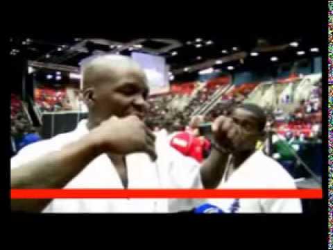 4th Kyokushin Karate World Championship in Durban (first video!!!)
