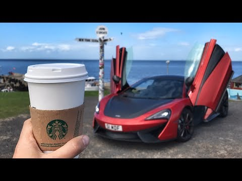 Travelling 668 miles To Get A Starbucks