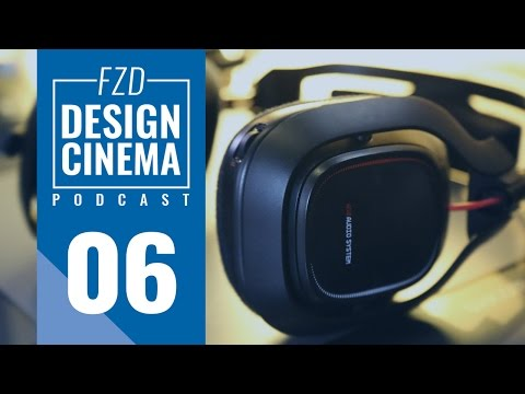 Design Cinema Podcast EP 6 – Learning On Your Own