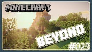 [Ger] | Minecraft Beyond #23 | Vibrant Capacitor Bank - Enderperlen Teleport !! | [1080p]