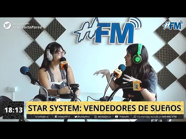 La Cuarta Pared / Star System: vendedores de sueños - 13 de marzo 2020