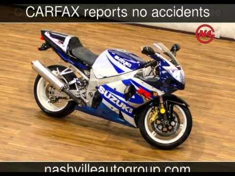 2001 Suzuki GSX-R  Used Motorcycles - Nashville,Tennessee - 2013-08-31