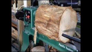 як зробити вазу з дерева
