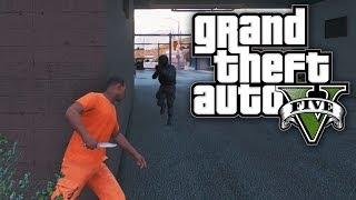 GTA 5 THUG LIFE #12 - PRISON BREAK! (GTA V Online)