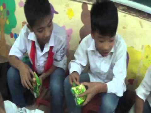Tiểu phẩm về giữ gìn môi trường trong trường học