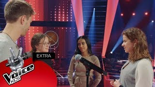 Zo bereidde team Laura zich voor op de finale | The Voice Kids Extra 2018