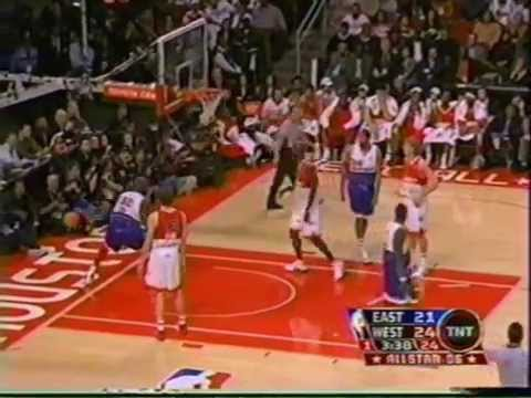 NBA Allstar Game 2006 Part 1