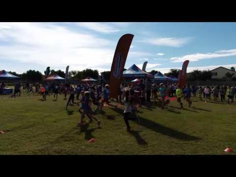 Fun Run at Basha Elementary School 2015 part 1