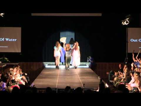 EEB2 Fashion show 2014