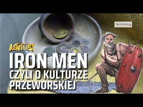 KONTEKST 29 - Iron Men, czyli o kulturze przeworskiej - B. Kontny, P. Łuczkiewicz