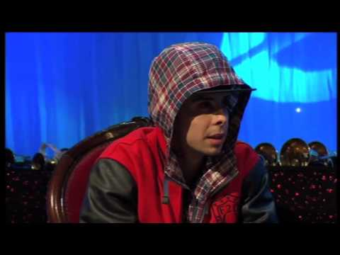 Radio 1's Fun and Filth Cabaret - Dappy interviewed by Angelous Epithemiou