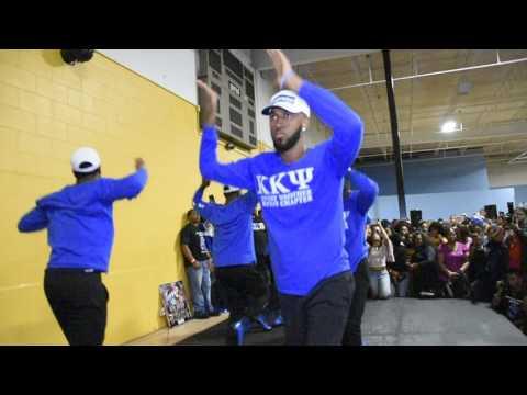 VSU - Kappa Kappa Psi (Zeta Psi) Round 1 - 2017 Bowl & Stroll