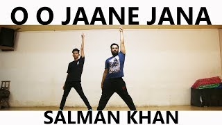 Oh Oh Jane Jaana | Dance Video | Salman Khan | Dance Destination Choreography |