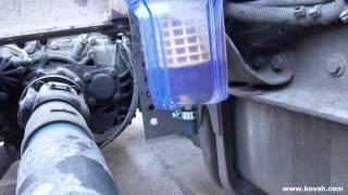 Фильтр грубой очистки топлива ФГО-2.avi(Чтоб исключить износ топливо подкачивающего насоса, и разгрузить фильтра тонкой очистки от обильной грязи..., 2011-05-17T17:01:29.000Z)