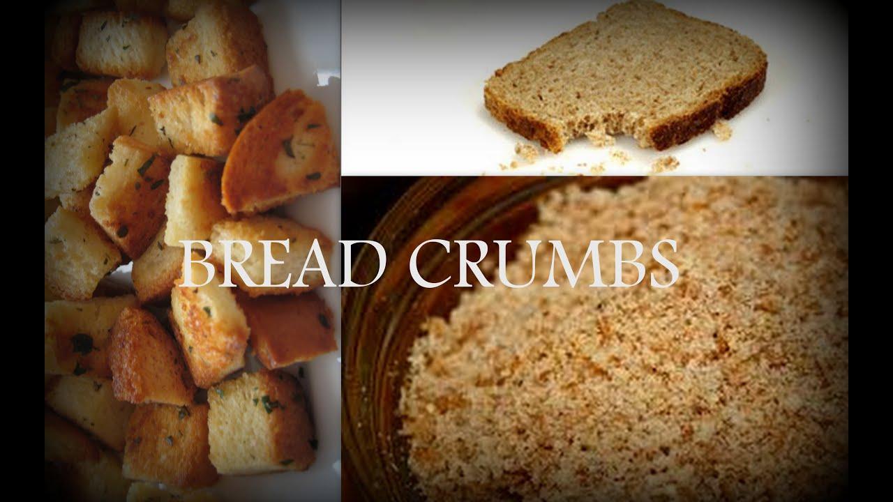 How To Make Bread Crumbs Easycookingwithekta