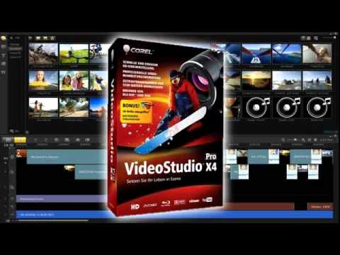 Corel videostudio pro x4 new free full download youtube for Corel video studio templates download
