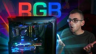 Oto sposób na podświetlenie RGB