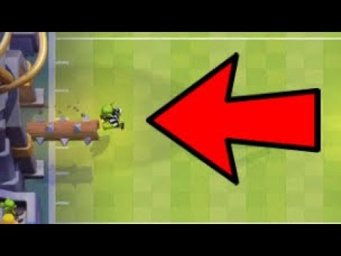 WHAT HAPPENS IF YOU KILL THE REF IN TOUCHDOWN MODE?!?! | Clash Royale October Update Glitches