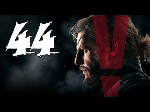 Metal Gear Solid V: Phantom Pain - Gameplay Walkthrough Part 44: Aim True, Ye Vengeful