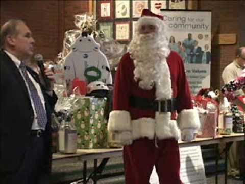 Winners drawn in LGH's annual raffle for Sun Santa