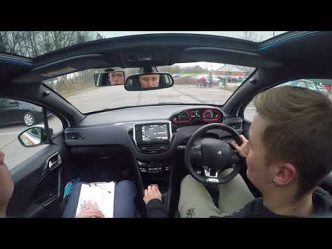 New Style Driving Test Preparation - Mock Driving Test Footage | Can You Spot The Faults?