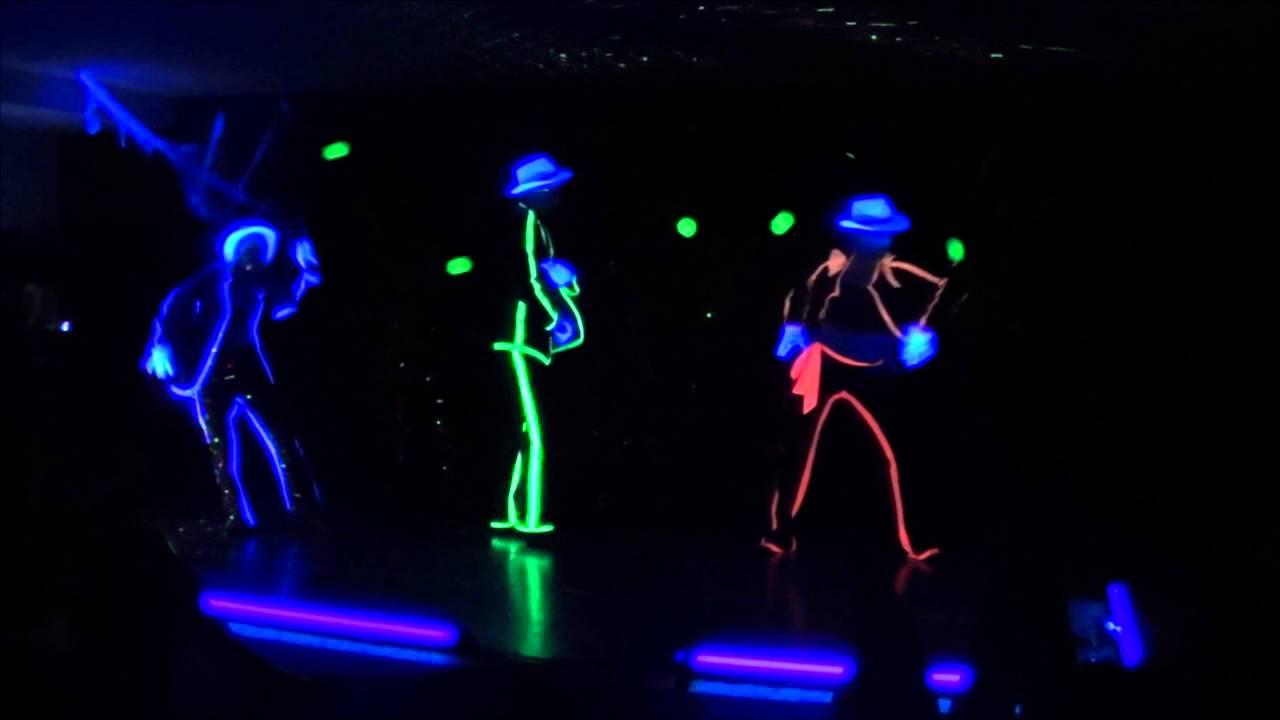 Black light theatre HILT - hellowen party