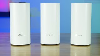 Is the TP-Link Deco M4 Wi-Fi Mesh System fast enough?